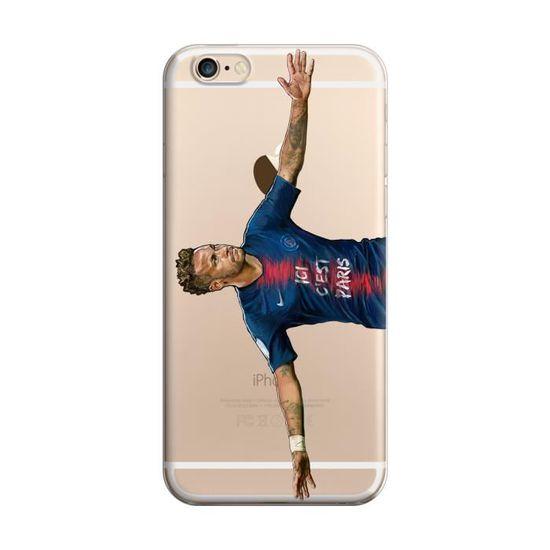 coque iphone 6 neymar bresil