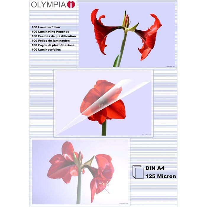 Olympia Feuilles pour plastifieuse à chaud