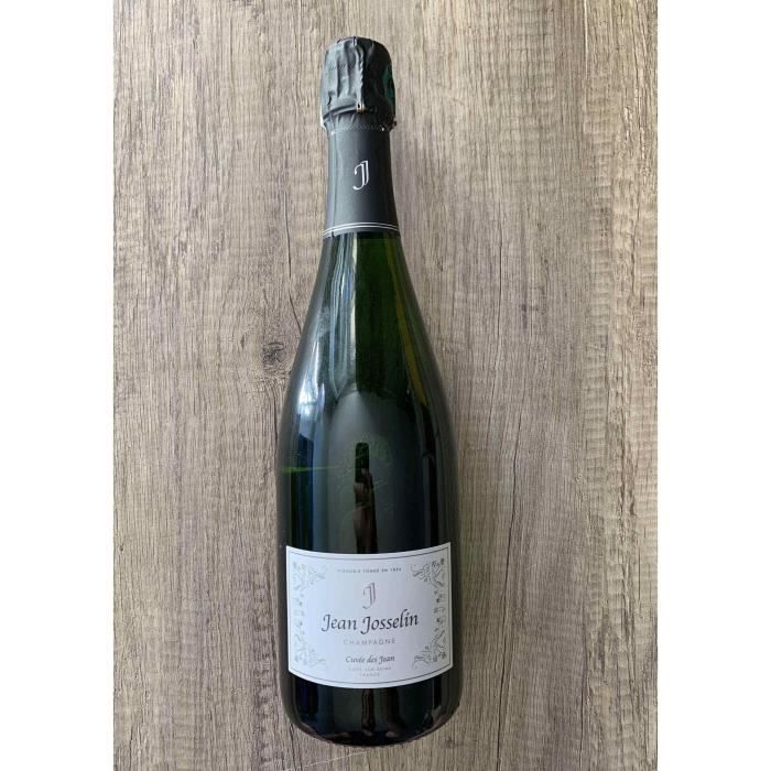 Champagne Brut Jean Josselin - Cuvée des Jean