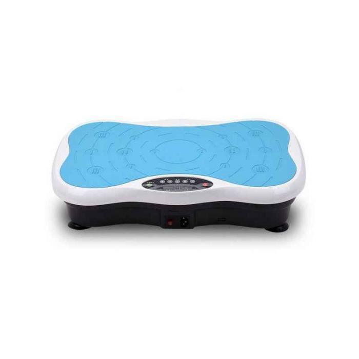 Fitness Body Vibration Plate 360 Blue