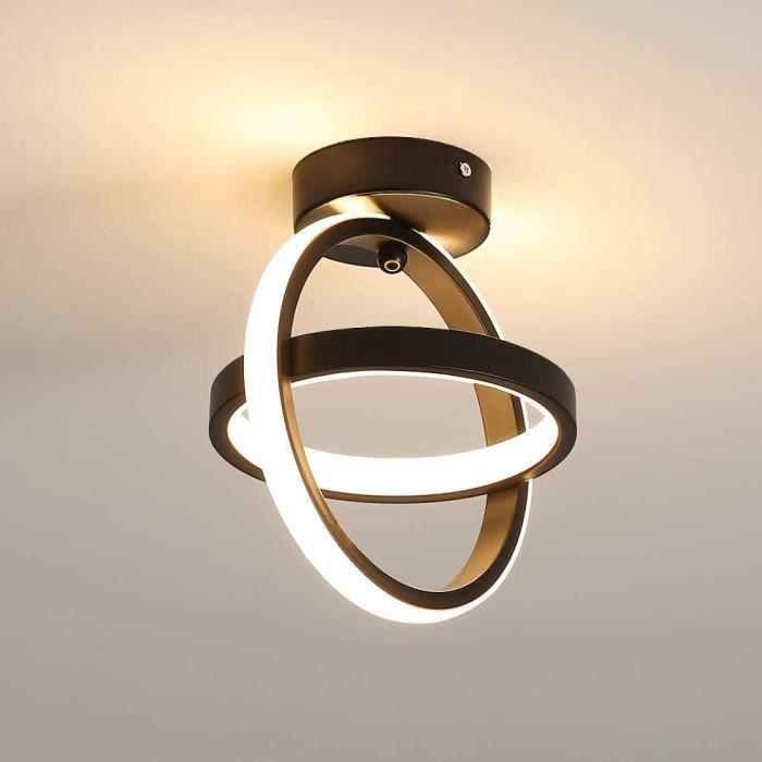 Plafonniers LED, Lampe de Plafond 21W, Suspension Moderne pour Entrée Balcon Couloir Cuisine Salon, éclairage intérieure (Lumière Bl