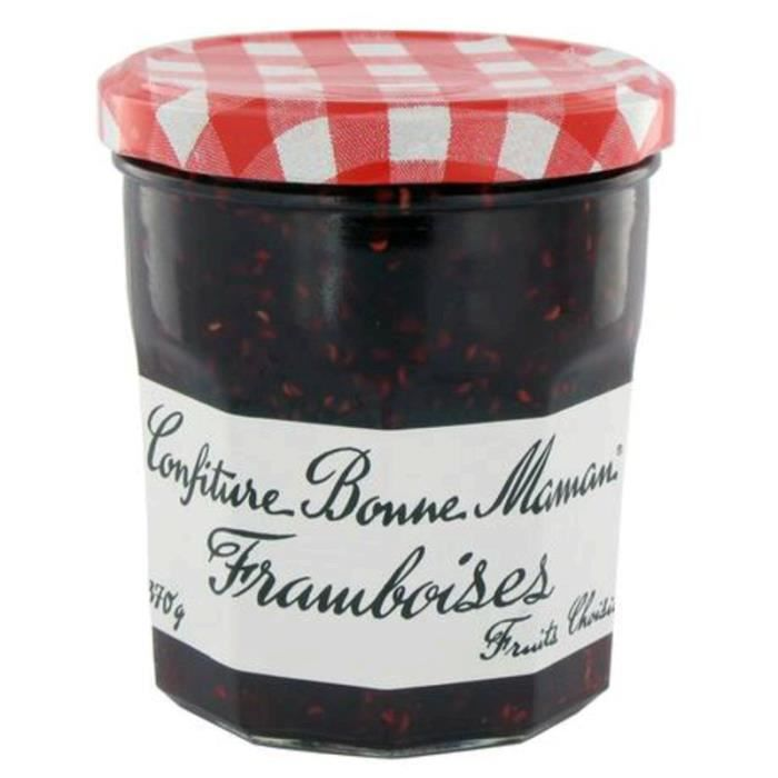 ANDROS Confiture framboise - 450g
