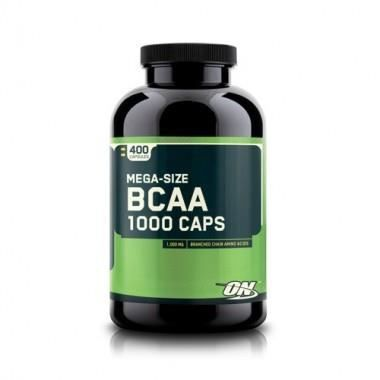 Optimum Nutrition BCAA 1000 - 400 capsules