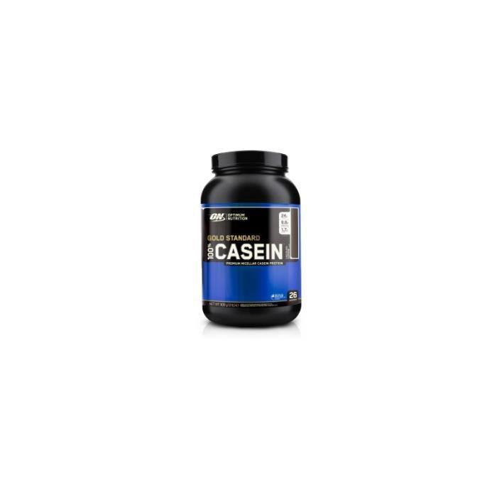 100% Casein Gold Standard Optimum Nutrition 908g Cookie And Cream