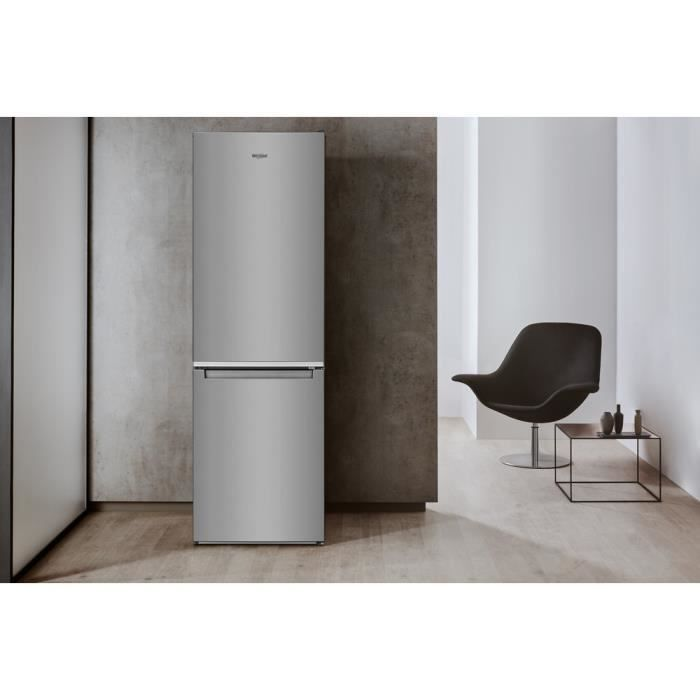 Refrigerateur Whirlpool W5 821E OX 2 Stop Frost