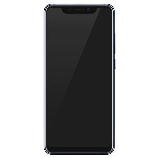 ZTE Axon 9 Pro, 15,8 cm (6.21-), 6 Go, 128 Go, 12 MP, Android 8.1, Bleu