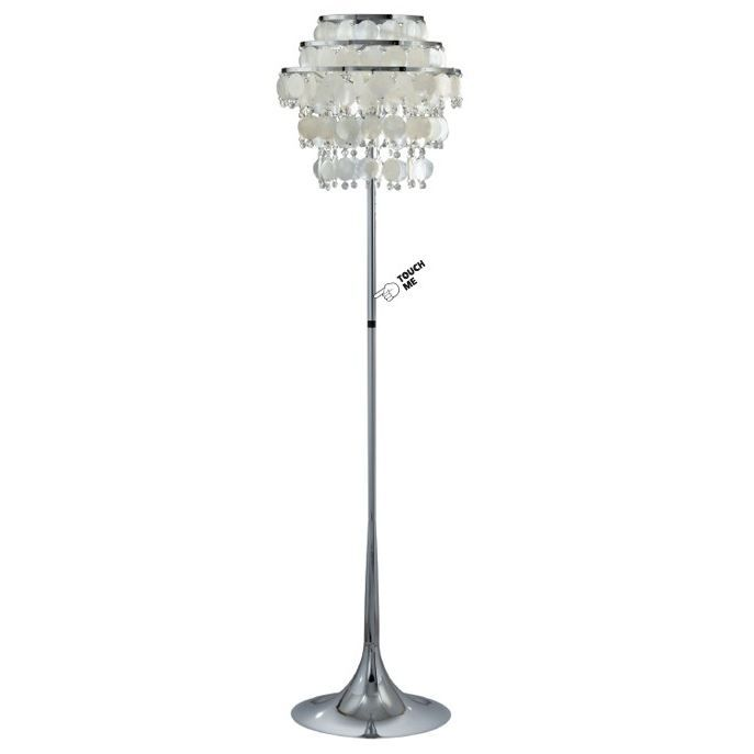 lampe sur pied chipsy achat vente lampe sur pied chipsy cristal cdiscount. Black Bedroom Furniture Sets. Home Design Ideas