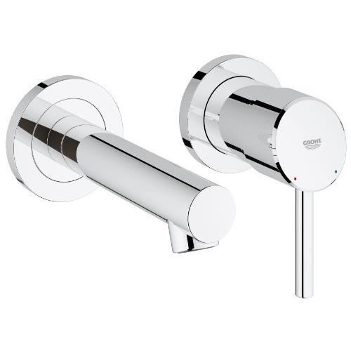 Grohe Concetto Mitigeur Lavabo Montage Mural 19 Achat Vente