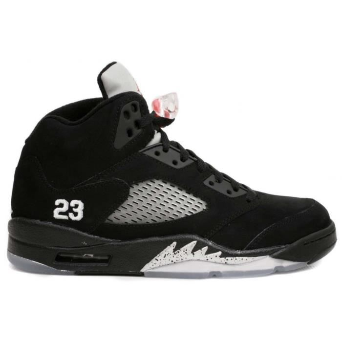 Nike air jordan 5 noir Abordable 5H5AB7