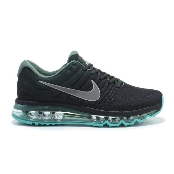 BASKET Hommes Nike Air Max 2017 Chaussures de running ver