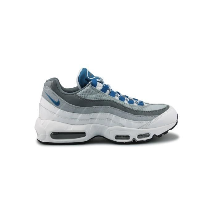 pretty nice b4fe8 b09c4 BASKET NIKE Baskets Air Max 95 Essential - Homme - Blanc