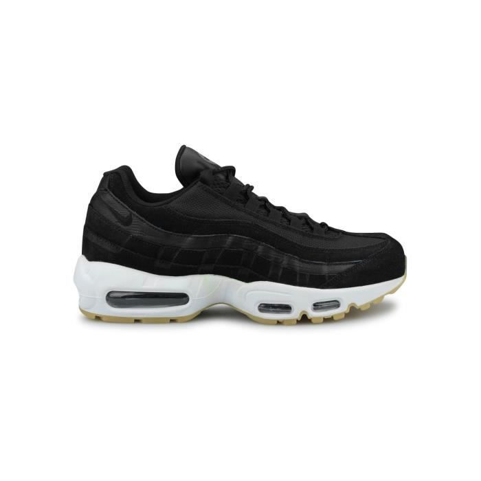 Baskets Nike Air Max 95 Premium Noir.