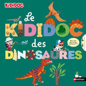 DOCUMENTAIRE ENFANT Le kididoc des dinosaures