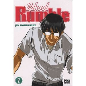 MANGA School Rumble Tome 7