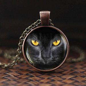 SAUTOIR ET COLLIER Pendentif chat collier de chat collier de chat bij