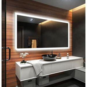 Miroir Salle De Bain 140 Cm Achat Vente Pas Cher