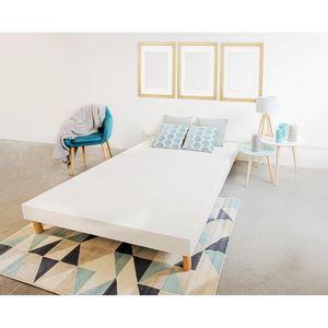SOMMIER Sommier tapissier 160 x 200 x 13 cm