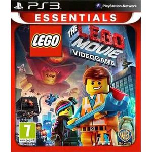 JEU PS3 LEGO Movie The Videogame ESSENTIALS / version FR