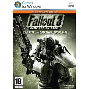 JEU PC Fallout 3: Game Add-On Pack - The Pitt and Oper…