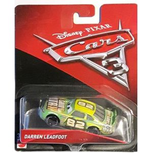 VOITURE - CAMION Darren Leadfott voiture Cars 3 Disney