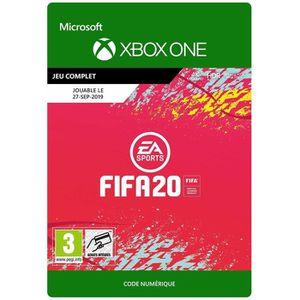 JEU XBOX ONE À TÉLÉCHARGER FIFA 20 Édition Standard Clé d'activation Jeu Xbox