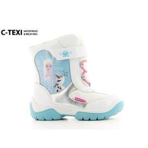 Neige Chaussures FROZEN REINE DES NEIGES de LA Bottes 6fy7bgY
