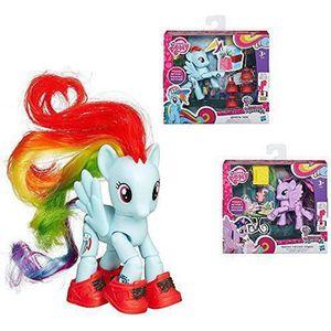 FIGURINE - PERSONNAGE My Little Pony Action Magique Modèle Aléatoire Ven