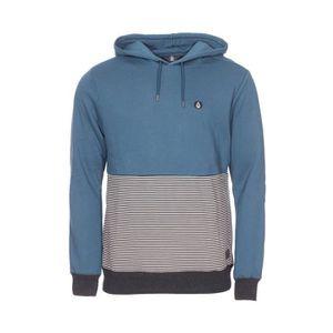 hoodie volcom homme