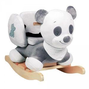 JOUET À BASCULE NATTOU Bascule panda Loulou, Léa et Hippolyte