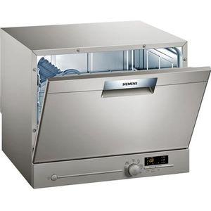 LAVE-VAISSELLE Lave-vaisselle Compact SIEMENS SK26E821EU