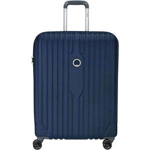 VALISE - BAGAGE MASERU Valise Trolley 66 Cm 4 Roues TSA + ZST Bleu