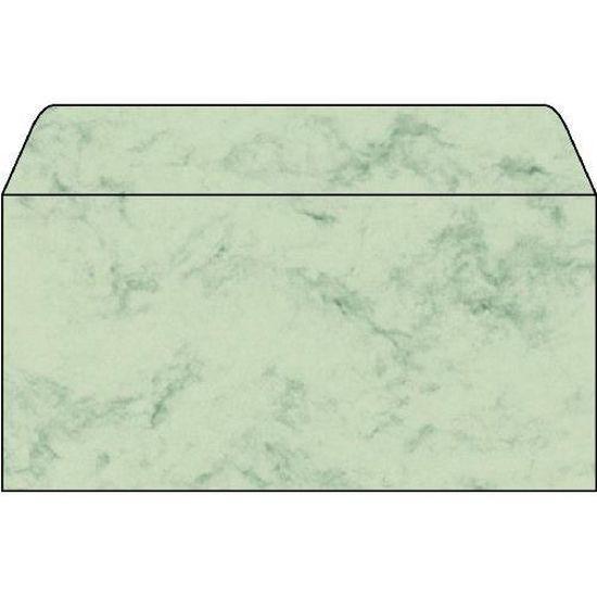 Sigel DL 110 x 220 mm Enveloppes-granite bleu 50 pièces
