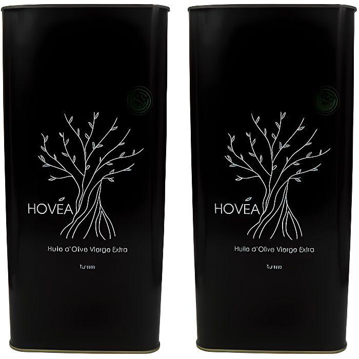 Huile d'Olive Vierge Extra robuste Bidon 5 Litres Hergla Tunisie