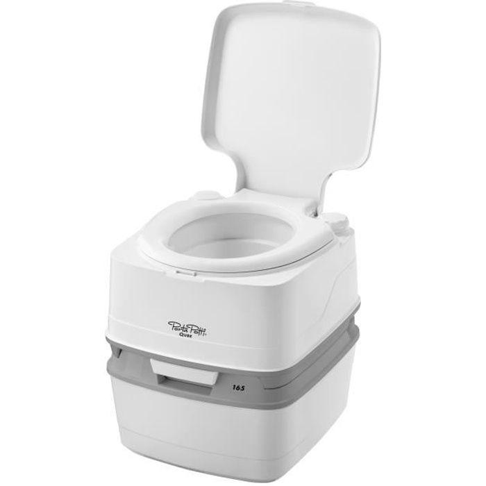 Toilette chimique portatif PP345 Qube