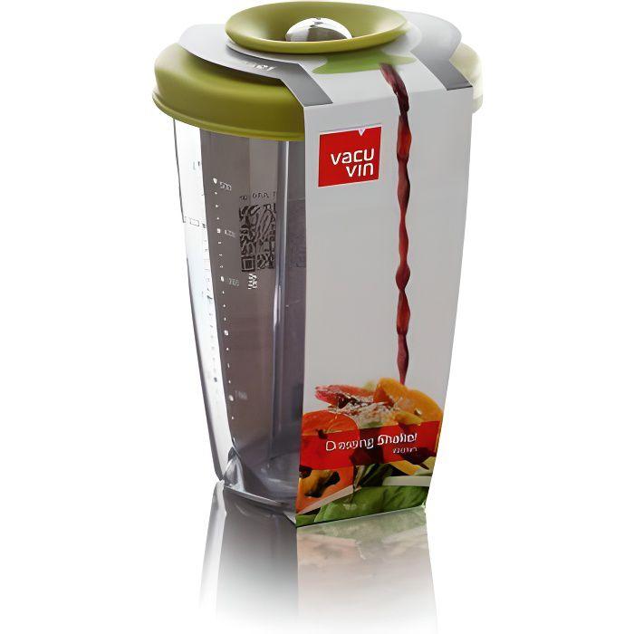 mélangeur VACUVIN PopSome Shaker saveur