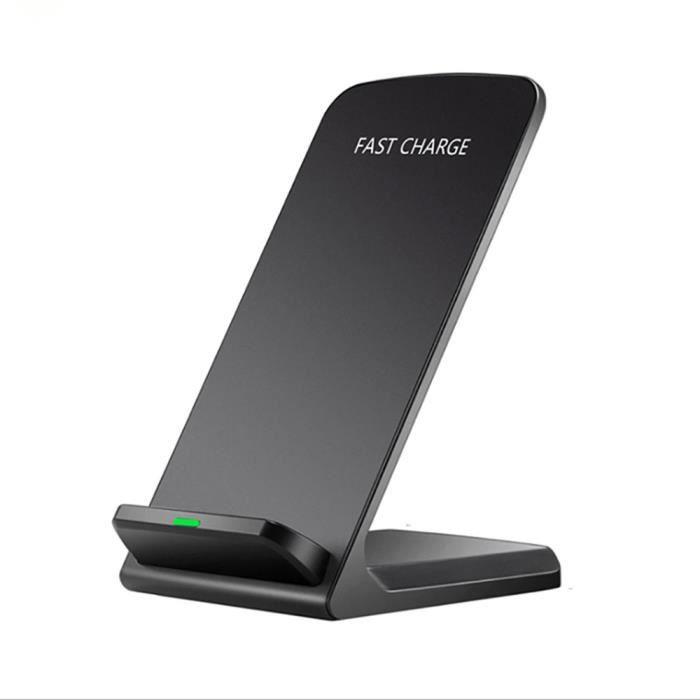 CHARGEUR TÉLÉPHONE Chargeur Induction Rapide pour Samsung Galaxy S9 /