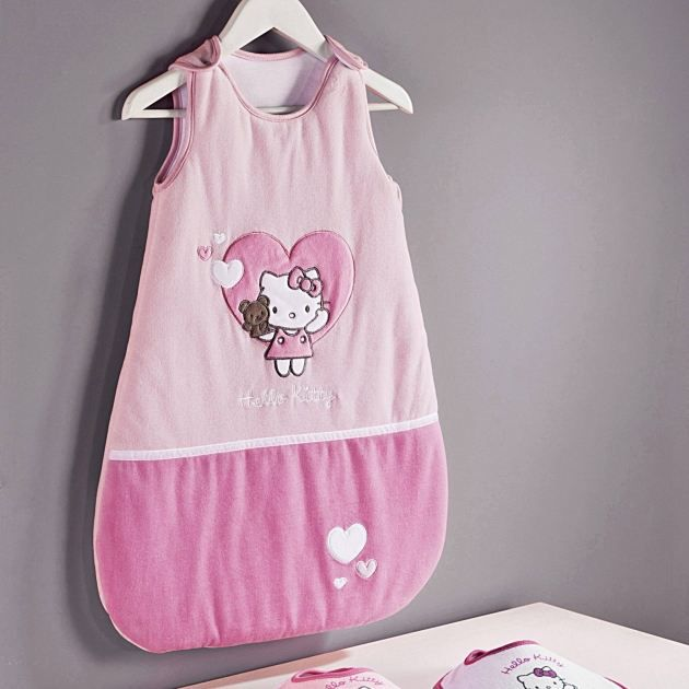 hello kitty gigoteuse alice b b de 6 36 mois rose achat vente gigoteuse turbulette. Black Bedroom Furniture Sets. Home Design Ideas