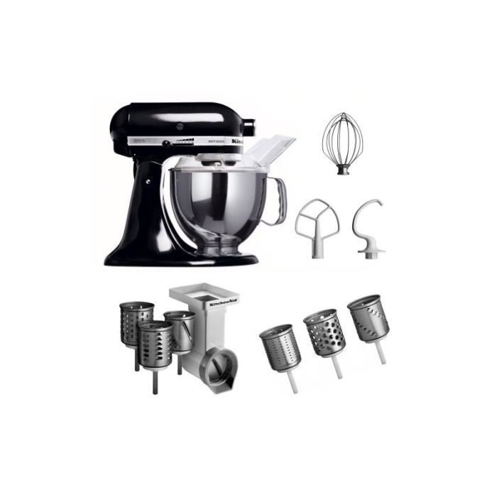 accessoires kitchenaid artisan 5ksm150. Black Bedroom Furniture Sets. Home Design Ideas