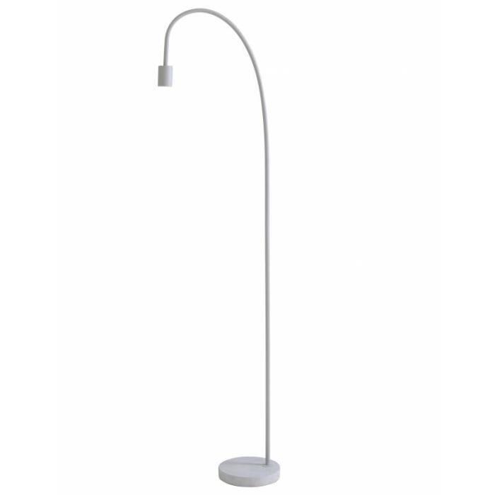 LAMPADAIRE Luminaire d'Ambiance Arqué GIDO Lampe sur Pied Mod