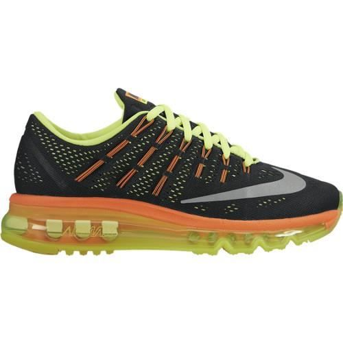 brand new 03f71 ae4e0 Basket NIKE AIR MAX 2016 GS - Age - ADOLESCENT, Couleur - NOIR, Genre -  MIXTE