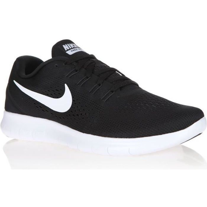 uk availability 9cfc3 b2f86 NIKE Baskets de Running Flex Rn - Femme - Noir