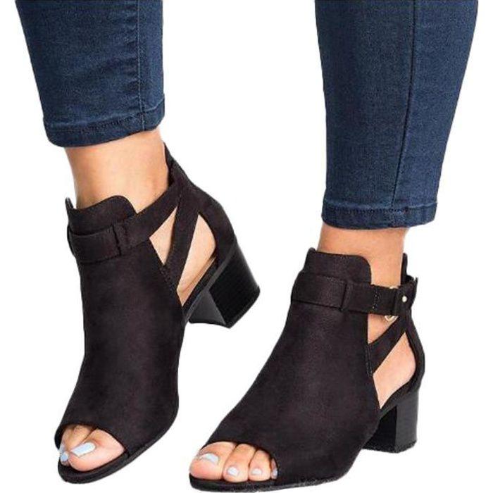 Minetom Femmes Boh/ême Sandales /à Talon Plate /Ét/é Boho Peep Clip Toe Chaussures De Plage Vintage Strass Perl/é Flip Flops Tongs Pantoufles