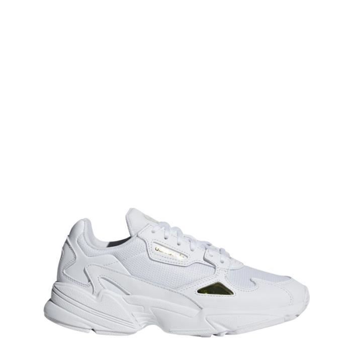 ADIDAS FALCON W - EE8838 - AGE - ADULTE, COULEUR - BLANC, GENRE - FEMME, TAILLE - 38