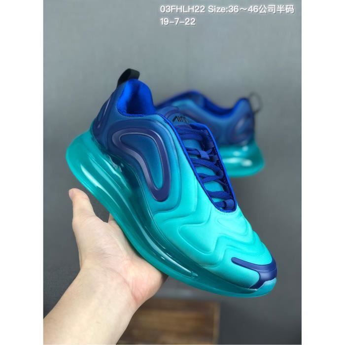 biggest discount high fashion special section La version la plus haute de Wmns Air Max 720 jours en mesh ...