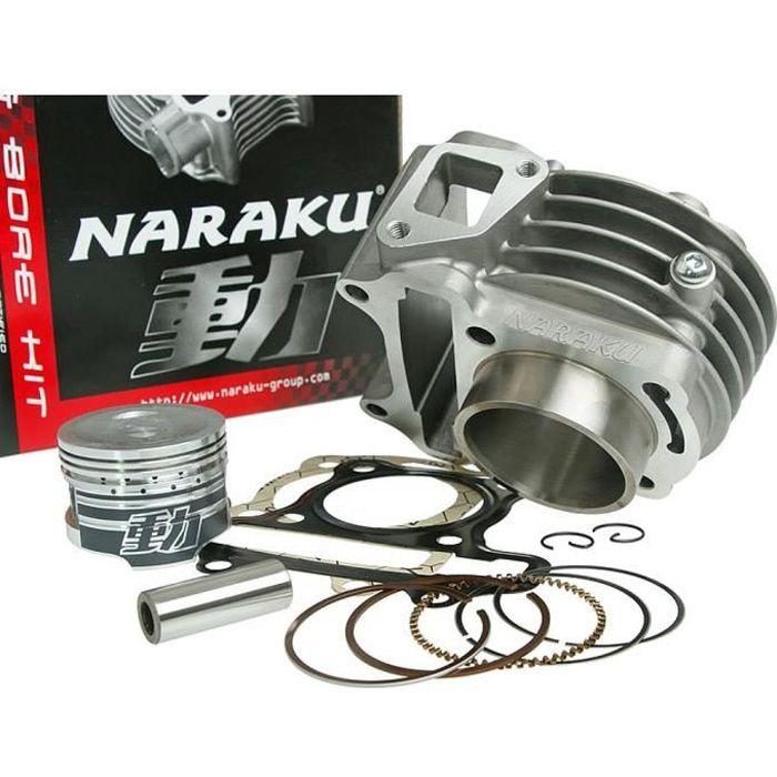 50ccm NARAKU Marques Cylindre Kit Piston Camp Set Peugeot Couché LC 50