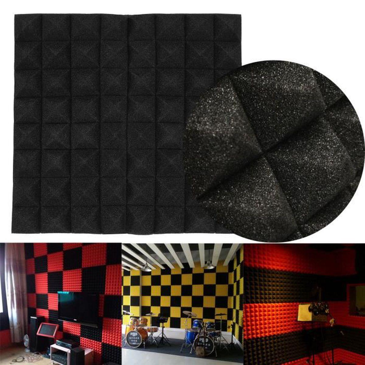Isolation Phonique Mur Chambre mur acoustique
