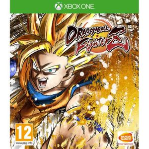 JEU XBOX ONE Dragon Ball FighterZ Edition Standard Jeu Xbox One