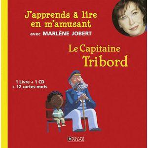 Livre 3-6 ANS Le capitaine Tribord