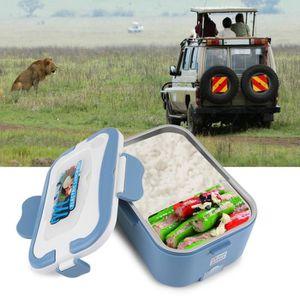 LUNCH BOX - BENTO  HENGLSHOP Lunch Box Chauffante Électrique Voiture