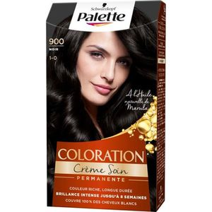 COLORATION SCHWARZKOPF Coloration Permanente Palette - Noir 9